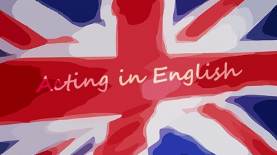Corso breve di recitazione in inglese